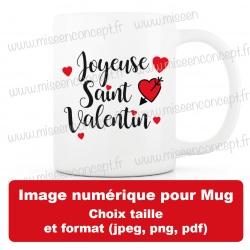 image numérique : Saint Valentin