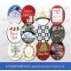 Images : Noël - Planches : Rondes et Ovales